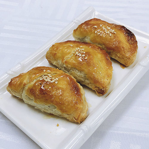 Baked Chasiu Puffs at Imperial Montreal