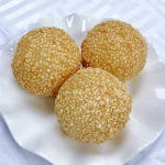 Famous Sesame Balls at Imperial Montreal