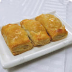 Baked Durian Puff in Montreal